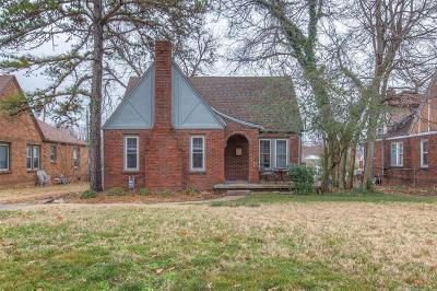 Tulsa Single Family Home For Sale: 1507 S Knoxville Avenue