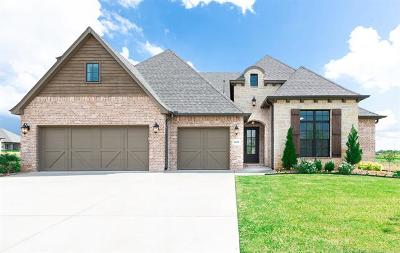 Broken Arrow OK Single Family Home For Sale: $387,500
