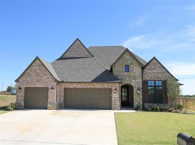 Broken Arrow OK Single Family Home For Sale: $343,900