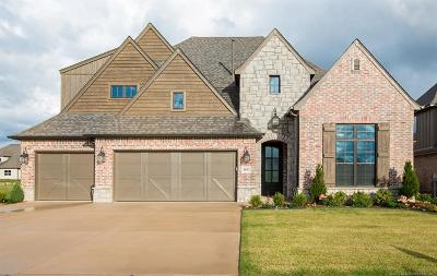 Broken Arrow OK Single Family Home For Sale: $389,500