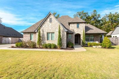 Broken Arrow Single Family Home For Sale: 6800 S Chestnut Avenue