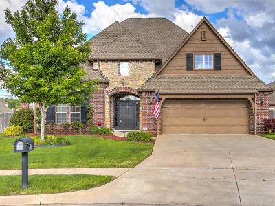 Tulsa Single Family Home For Sale: 16518 E 49th Place