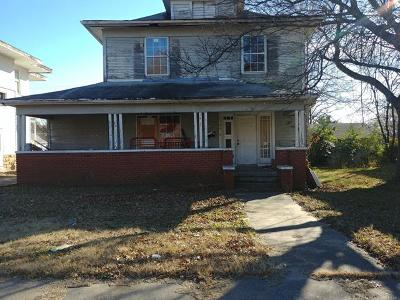 Okmulgee Single Family Home For Sale: 1106 E 6th Street