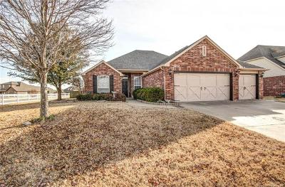 Broken Arrow OK Single Family Home For Sale: $224,000