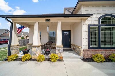 Tulsa Single Family Home For Sale: 18503 E 42nd Street