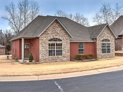 Sapulpa Single Family Home For Sale: 431 Foxwood Drive