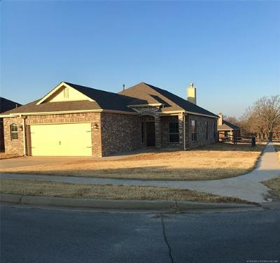 Coweta Single Family Home For Sale: 14142 S 268th East Avenue