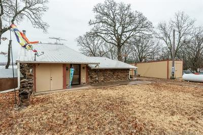 Pawhuska Single Family Home For Sale: 8349 Hickory Hill Road