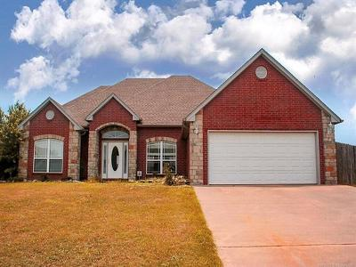 Fort Gibson Single Family Home For Sale: 1415 Hickory Hills Drive