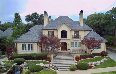 Tulsa Single Family Home For Sale: 6416 E 108th Street