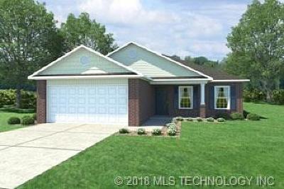 Broken Arrow Single Family Home For Sale: 1244 E Richmond Street
