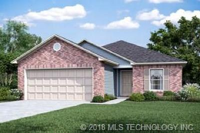 Broken Arrow Single Family Home For Sale: 1236 E Richmond Street
