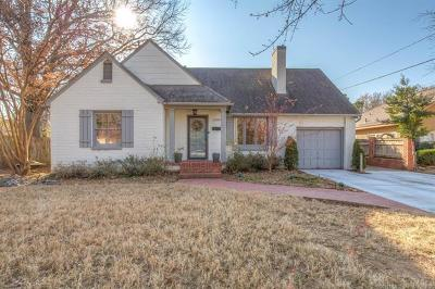 Tulsa Single Family Home For Sale: 1208 E 32nd Place