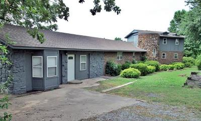 Fort Gibson OK Single Family Home For Sale: $319,900