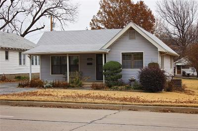 Tulsa Single Family Home For Sale: 4149 S 33rd West Avenue