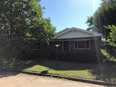 Wilburton Single Family Home For Sale: 312 5th Street
