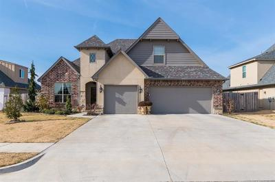 Jenks Single Family Home For Sale: 12818 S Birch Street