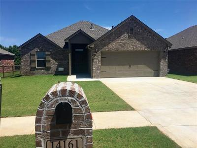 Coweta Single Family Home For Sale: 14161 S 270th East Avenue