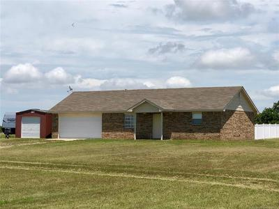 Ada Single Family Home For Sale: 21984 County Road 1475