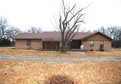 Single Family Home For Sale: 14108 S Hwy 377