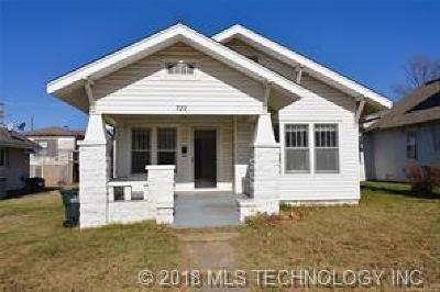 Henryetta Single Family Home For Sale: 722 W Broadway Street