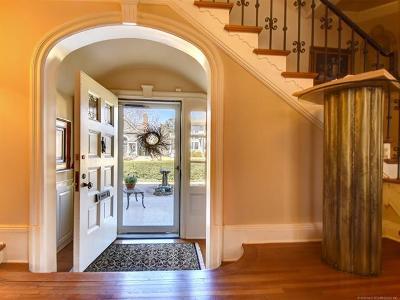 Tulsa Single Family Home For Sale: 1132 E 20th Street