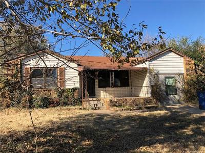 Tulsa Single Family Home For Sale: 4366 N Garrison Place E