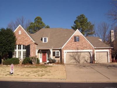 Tulsa Single Family Home For Sale: 4609 E 94th Street S