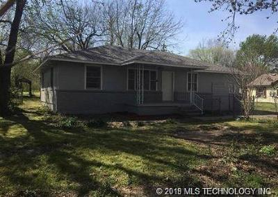 Tulsa Single Family Home For Sale: 3308 S 63rd West Avenue
