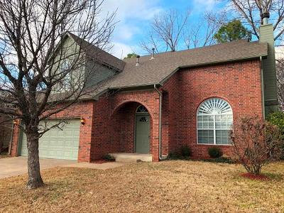 Jenks Single Family Home For Sale: 1309 W 113th Street