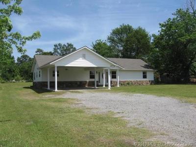 Stigler Single Family Home For Sale: 1007 3rd Street