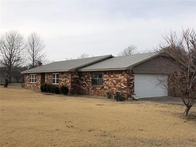 Muskogee Single Family Home For Sale: 3801 N Main Street