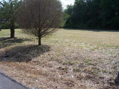 Tahlequah OK Residential Lots & Land For Sale: $10,500