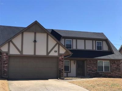 Broken Arrow Single Family Home For Sale: 2729 S Aspen Court