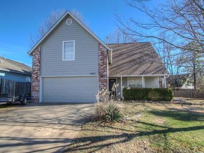 Jenks Single Family Home For Sale: 1292 W 112th Place S
