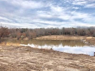 Ada Residential Lots & Land For Sale: County Road 3615