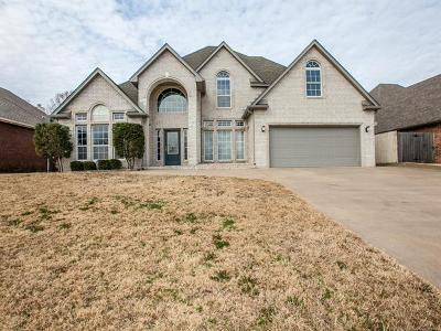 Sapulpa Single Family Home For Sale: 228 Woodview Lane