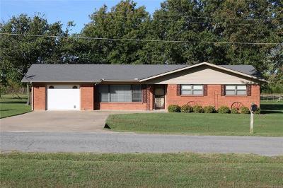 Wagoner Single Family Home For Sale: 1201 N Main Street