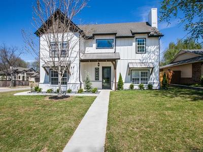 Broken Arrow, Jenks, Tulsa Single Family Home For Sale: 2903 E 23rd Street