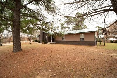 Wilburton Single Family Home For Sale: 8520 SW 134th Road