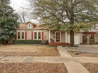 Sapulpa Single Family Home For Sale: 216 S Linden Street