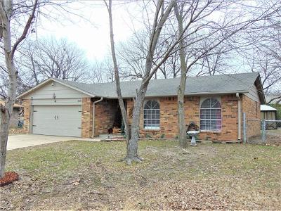 Broken Arrow Single Family Home For Sale: 1671 S Redbud Avenue