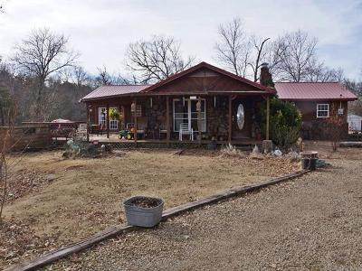 Sallisaw Single Family Home For Sale: 100260 S 4632 Road