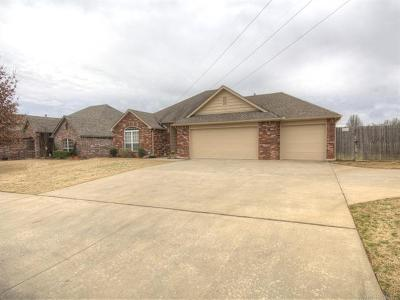 Jenks Single Family Home For Sale: 1802 W 117th Street S