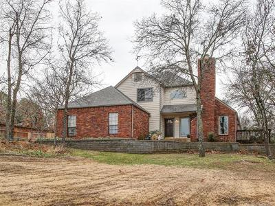Sapulpa Single Family Home For Sale: 4330 Colonial Drive