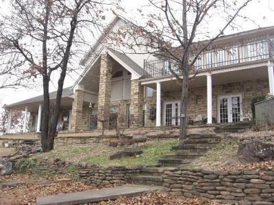 Stigler Single Family Home For Sale: 30120 SW 7 Street