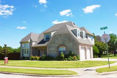 Owasso Single Family Home For Sale: 12810 E 90th Street N