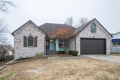 Catoosa Single Family Home For Sale: 19266 Country Lane