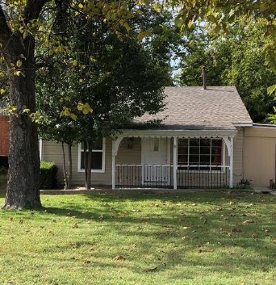 Sapulpa Single Family Home For Sale: 618 N Brown Street