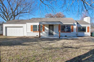 Sand Springs Single Family Home For Sale: 3212 Summit Boulevard